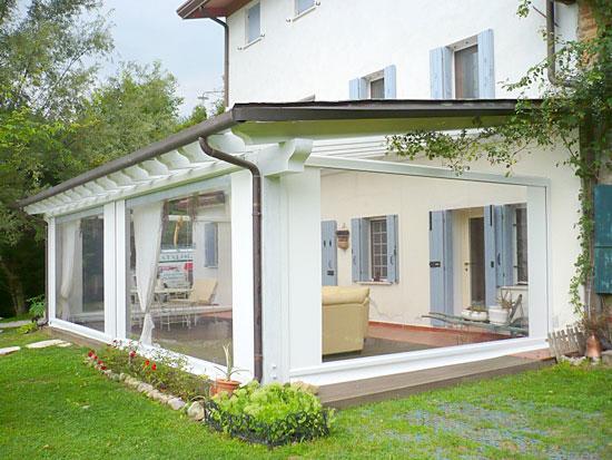 Esterno sito mplanamente srls for Idee di veranda laterale